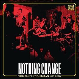 Nothing change - Best of Talisman 1977 2018, CD