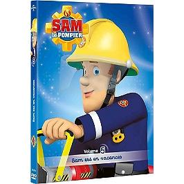 Sam le pompier, vol. 5 : Sam est en vacances, Dvd