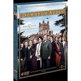 Coffret Downton Abbey, saison 4, Dvd