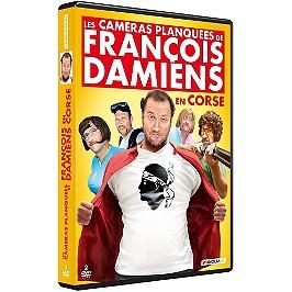 Coffret les nouvelles caméras planquées de François Damiens : en Corse, Dvd