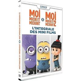 Moi, moche et méchant : l'intégrale des mini-films, Dvd