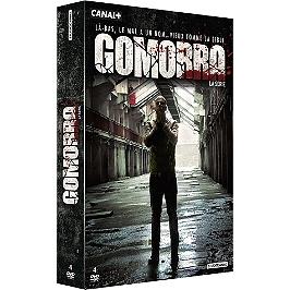 Coffret Gomorra, saison 1, Dvd