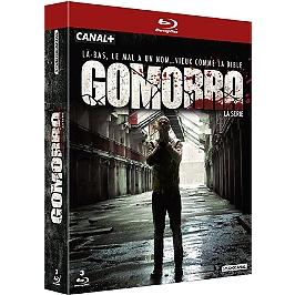 Coffret Gomorra, saison 1, Blu-ray