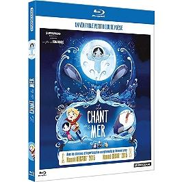 Le chant de la mer, Blu-ray