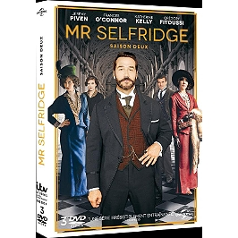 Coffret mr Selfridge, saison 2, Dvd