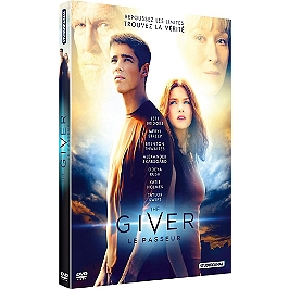 The giver, Dvd