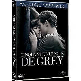 Cinquante nuances de Grey, Dvd
