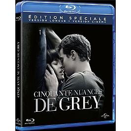 Cinquante nuances de Grey, édition spéciale, Blu-ray