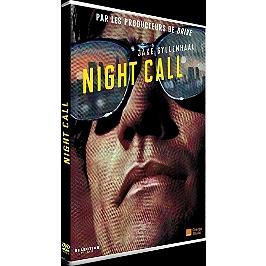 Night call, Dvd