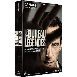 Coffret le bureau des légendes, saison 1, Dvd