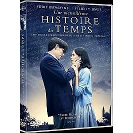 Une merveilleuse histoire du temps, Dvd