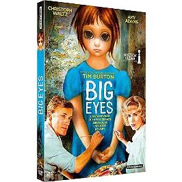 Big eyes, Dvd