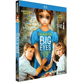Big eyes, Blu-ray