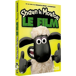 Shaun le mouton le film, Dvd