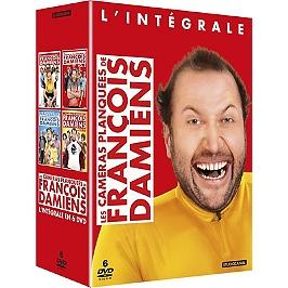 Coffret intégrale les caméras planquées de François Damiens, Dvd