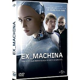 Ex_machina, Dvd