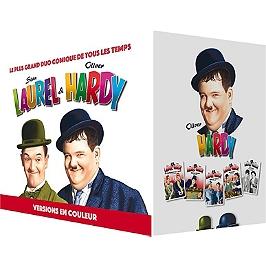 Coffret intégrale Laurel et Hardy, Dvd