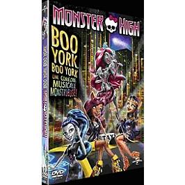 Monster high : boo york, boo york, Dvd