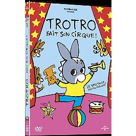 Trotro le spectacle, Dvd