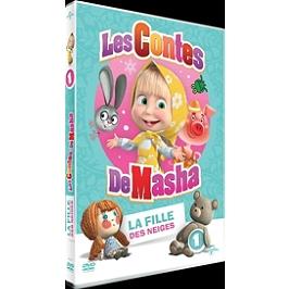Les contes de Masha, vol.1, Dvd