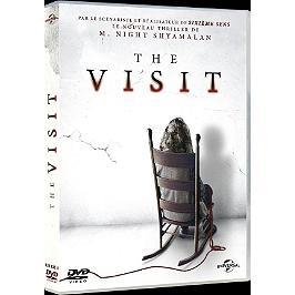 The visit, Dvd