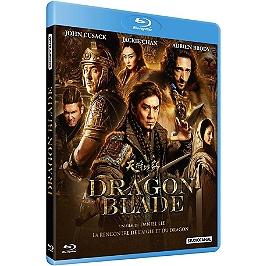 Dragon blade, Blu-ray