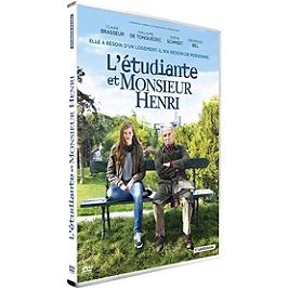 L'étudiante et monsieur Henri, Dvd