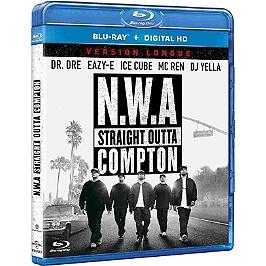 NWA - straight outta Compton, Blu-ray
