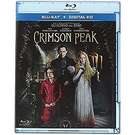 Crimson Peak, Blu-ray