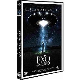 Alexandre Astier : l'Exoconférence, Dvd