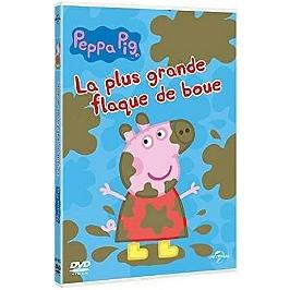 Peppa pig : la plus grande flaque de boue, Dvd