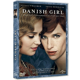 The danish girl, Dvd