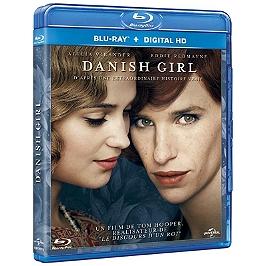 The danish girl, Blu-ray
