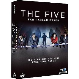 Coffret the five, Dvd