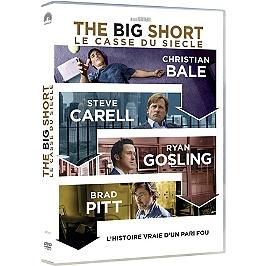 The big short : le casse du siècle, Dvd