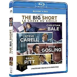 The big short : le casse du siècle combo, Blu-ray