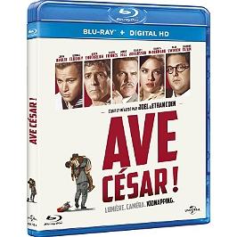 Ave, César !, Blu-ray