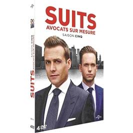 Coffret suits - avocats sur mesure, saison 5, Dvd