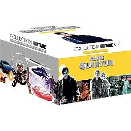 Coffret intégrale code quantum, saisons 1 à 5, Dvd