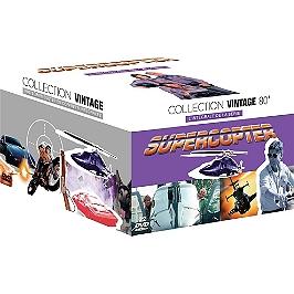 Coffret intégrale supercopter, saisons 1 à 4, Dvd