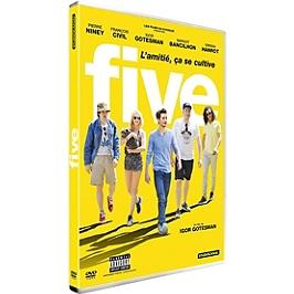 Five, Dvd