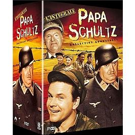 Coffret intégrale papa Schultz, saisons 1 à 6, Dvd