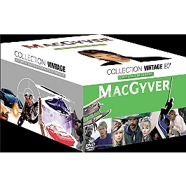 Coffret intégrale MacGyver, saisons 1 à 8, Dvd