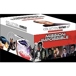 Coffret intégrale mission impossible, saisons 1 à 7, Dvd