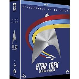 Coffret intégrale star trek : la série originale, Blu-ray