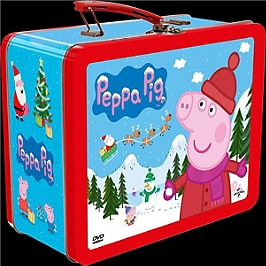 Coffret valisette Peppa Pig 6 films, Dvd