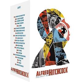Coffret Hitchcock 20 films, Dvd