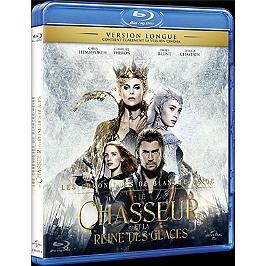 Le chasseur et la reine des glaces, Blu-ray