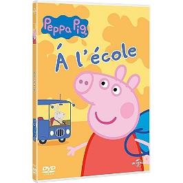 Peppa pig, vol. 1 : à l'école, Dvd