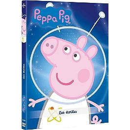 Peppa Pig : les étoiles, Dvd